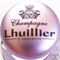 Champagne capsule 9.d Parure rosé et noir