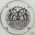 Champagne capsule 51.a Bruxelles 2019