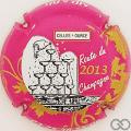 Champagne capsule 36 Route du Champagne 2013
