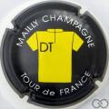 Champagne capsule 24 Cuvée Tour de France