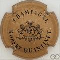 Champagne capsule 6 Or-bronze