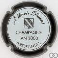 Champagne capsule 04 Contour noir, an 2000