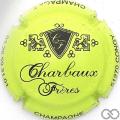 Champagne capsule 25.c Vert-jaune et noir
