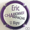 Champagne capsule 4.a Contour violet métallisé