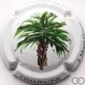 Champagne capsule 24.g PALM, PALMier