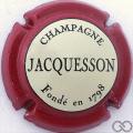 Champagne capsule 18 Contour rouge