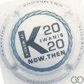 Champagne capsule 65.b Kiwanis 2020