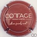 Champagne capsule 90 Cottage Drinks & Bites