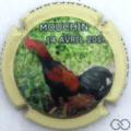 Champagne capsule 55.a Mouchin 2018