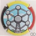 Champagne capsule 51 Atomium