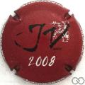 Champagne capsule 1 Millésime 2008