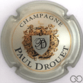 Champagne capsule 2 Argent