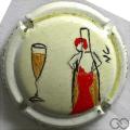 Champagne capsule 20.l PALM, Jéroboam