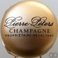Champagne capsule 25.d Parure, or