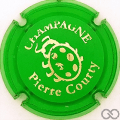 Champagne capsule 5 Opalis, vert
