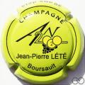Champagne capsule 1112.k Jéroboam, an 2020 vert fluo