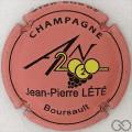 Champagne capsule 1112.g An 2020, rose mat