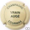 Champagne capsule 3 Gris-crème et vert