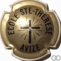 Champagne capsule H3701.d Cuivre