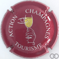 Champagne capsule 2.e Rouge