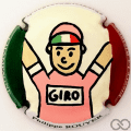 Champagne capsule 164.d PALM Giro 2021
