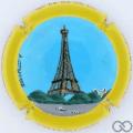 Champagne capsule 16.a PALM, Tour Eiffel