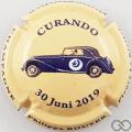 Champagne capsule 97.a Curando crème, 2019