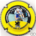 Champagne capsule  RVV 2019, Johan Museeuw