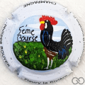 Champagne capsule  5ème Bourse PALM par cl