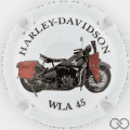 Champagne capsule 13.a Harley Davidson WLA 45