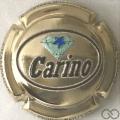Champagne capsule 58.a Plaqué or, en relief, 300 ex