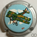 Champagne capsule 37.a Avion PALM