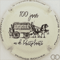Champagne capsule 118 100 ans Rustplaats