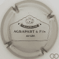Champagne capsule 1 Argent