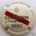 Champagne capsule 160.c Millésime 1995