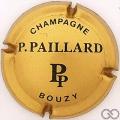 Champagne capsule 1 Or foncé et noir
