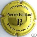 Champagne capsule 3 Or, grand cru (Pierre)