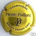Champagne capsule 4 Or pâle, PP fantaisie