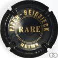 Champagne capsule A1.piphe Piper-Heidsieck n° 121