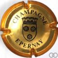 Champagne capsule A1.epern Epernay  n° 4