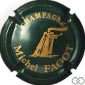Champagne capsule A1.fagot Fagot Michel n° 7