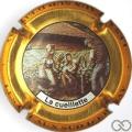 Champagne capsule A1.cotea Coteaux Sud Epernay, La cueillette n° 16
