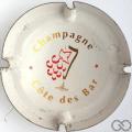 Champagne capsule A1.coted Côte Des Bar n° 1