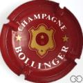 Champagne capsule A1.bolli Bollinger n° 32a