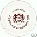 Champagne capsule A1.bourd Bourdelois Raymond n° 3