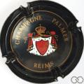 Champagne capsule A1.palme Palmer n° 2
