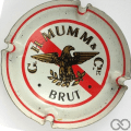 Champagne capsule A1.mumm Mumm G.H & Cie n° 104