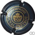 Champagne capsule A1.duvpr Duval-Prétrot n° 1