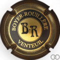 Champagne capsule A1.boyro Boyer-Rouillère n° 11a