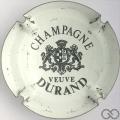 Champagne capsule A1.duran Durand n° 1
